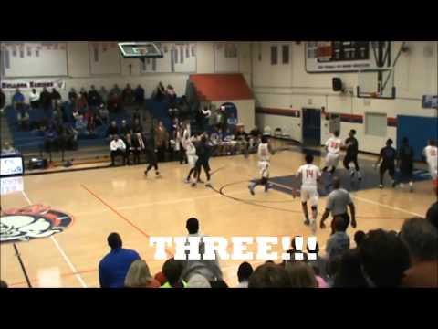 #0 Lorenzo Lawrence Bolles High School 2014-2015 Jr. Season Highlight