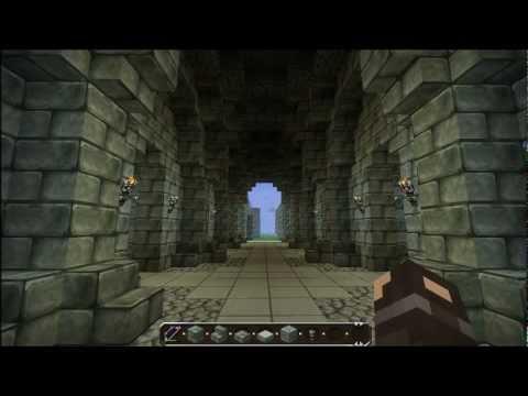 Minecraft Decorative Underground Tunnel Design Youtube