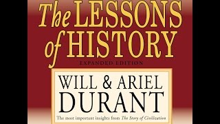 Скачать Recommendation Lessons Of History By Will Ariel Durant