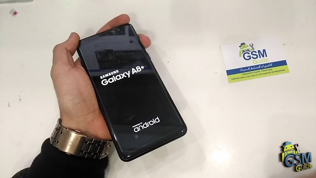 A8 plus 2018 Unlock Pattern Password on Samsung  SM-A730F   HARD RESET How To -- GSM GUIDE