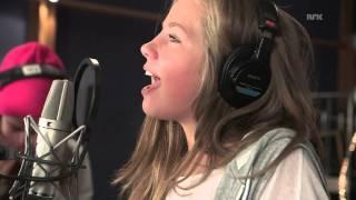 BlimE-sangen 2013: I studio