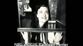 Kathleen Ferrier - I will walk with my love