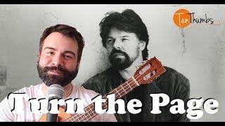 Turn the Page - Bob Segar, Metallica - Ukulele Tutorial with tabs, play along