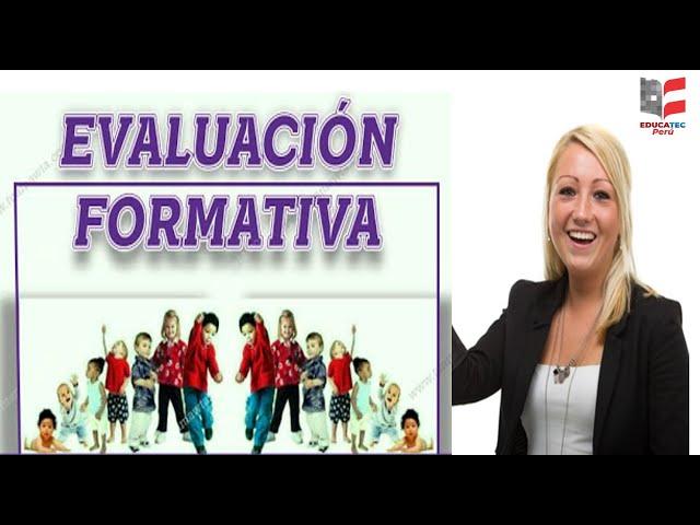 La evaluación formativa dentro del proceso pedagógico