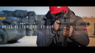 Kriss Vector CRB Carbine: The Bastardized Submachine Gun