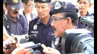WARTAWAN BEBAS- Dua tahanan serang polis ditembak mati