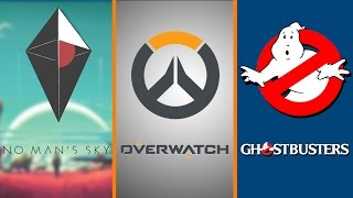 No Man's Sky Players Stranded + New Overwatch Hero Hints + Ghostbusters a Flop - The Know