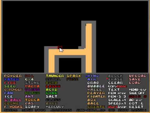 powder game viewer