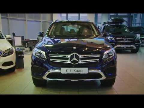 Mercedes GLC уже у дилеров - LIVE обзор Александра Михельсона