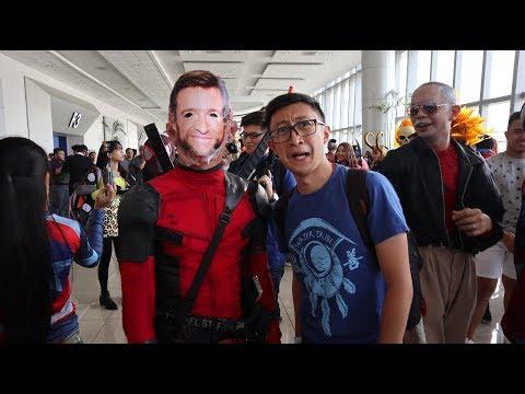 Asia Pop Comic Con 2017 in Manila!