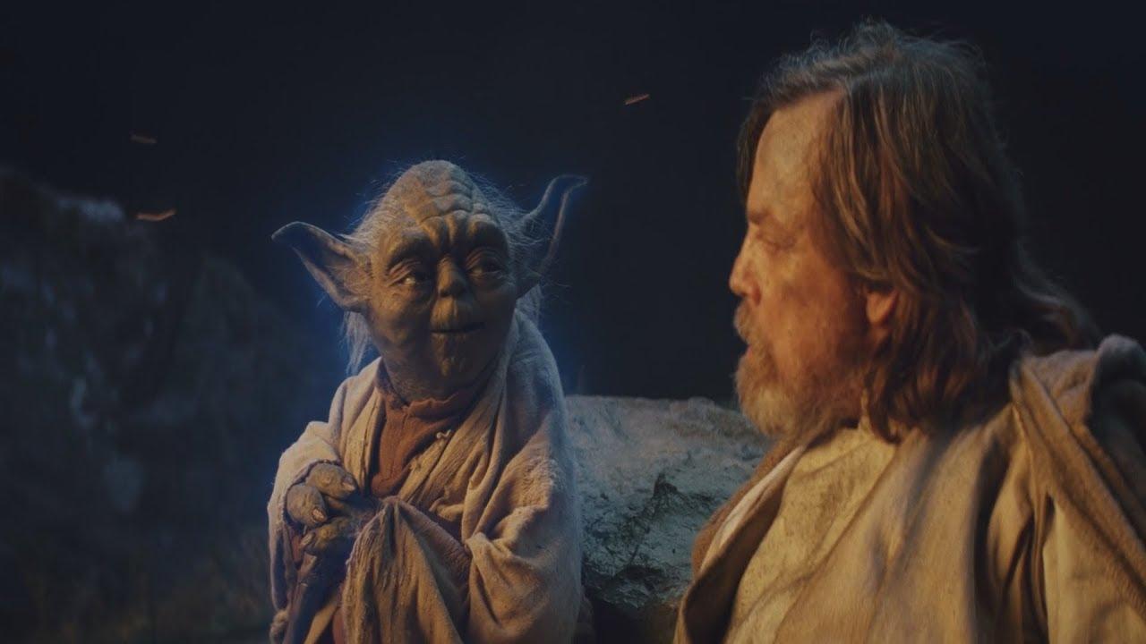 En lugar de Yoda, podría haber sido Anakin el que habría tenido un cameo en The Last Jedi