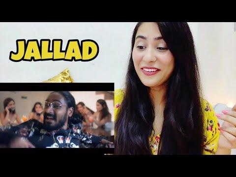 EMIWAY - JALLAD (OFFICIAL MUSIC VIDEO) | EMIWAY BANTAI | Reaction By Illumi Girl