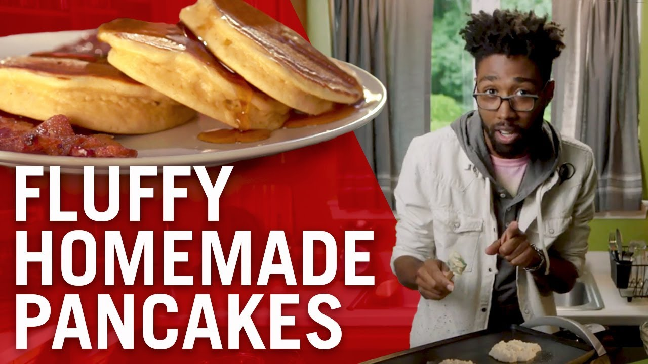How to Make Homemade Pancakes | Flavor Makers Series | McCormick - YouTube