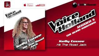 Kelly Cossee - Hit The Road Jack (The voice of Holland 2014 The Blind Auditions Audio)