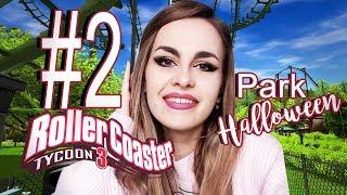 UPIORNA KOLEJKA WŚRÓD CZACH I DEMONÓW -  - RollerCoaster Tycoon 3 #2