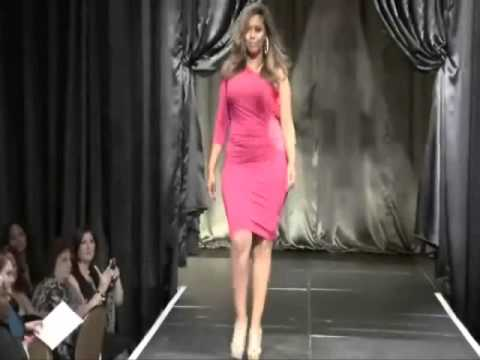 New Jersey Full Figured Fashion Week / Demo Eric Colbert