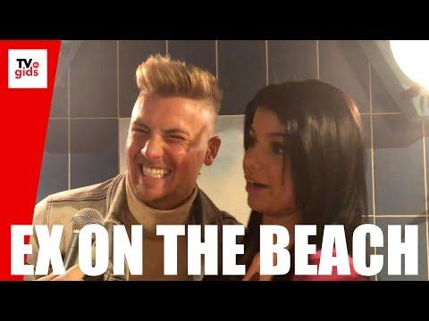 Ex on the Beach - Robin & Djessy vertellen hoe hun ouders reageerden...
