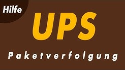 UPS Sendungsverfolgung  - So funktioniert das Tracking