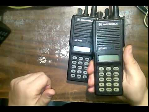 Motorola MTS2000 Flasport 800 MHz - Rebanded or not? How to tell . Plus a quick demo of PTT ID