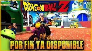 POR FIN DISPONIBLE - EL MEJOR JUEGO OFICIAL DE DRAGON BALL PARA ANDROID - Strongest Warrior Gameplay