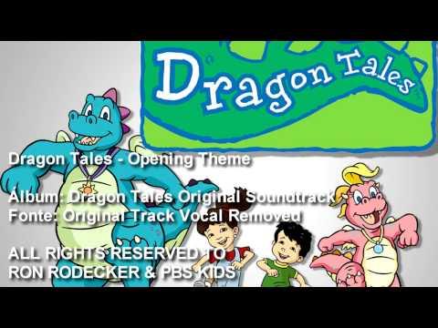 Dragon Tales - Opening Theme (Instrumental Trackrip)
