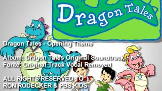 Dragon Tales - Opening Theme (Instrumental Trackrip)