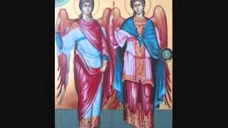 Acatistul Sfintilor Arhangheli Mihail si Gavriil ( 8 Noiembrie )