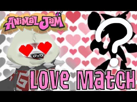 WHO'S YOUR LOVE MATCH?! - Animal Jam Quiz