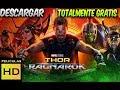 Descargar ' Thor: Ragnarok' La película (Totalmente Gratis) Vía uTorrent 2017