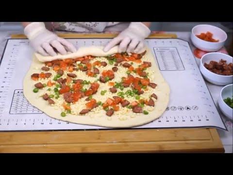 🔈vous-avez-5-minutes-?-alors-faites-cette-pizza-roulée-sans-temps-de-repos-‼️