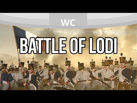 Battle of Lodi - Napoleon Total War