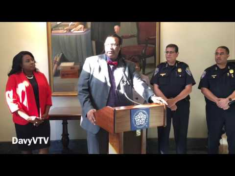 Rochester, NY Mayor Lovely Warren Press Conference On RPD Viral Video Part 1