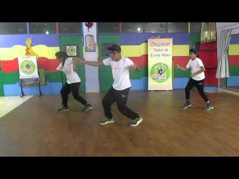 Main Hoon Hero Tera(Salman khan version)   Choreography   Hip Hop Advanced   @DanceFun