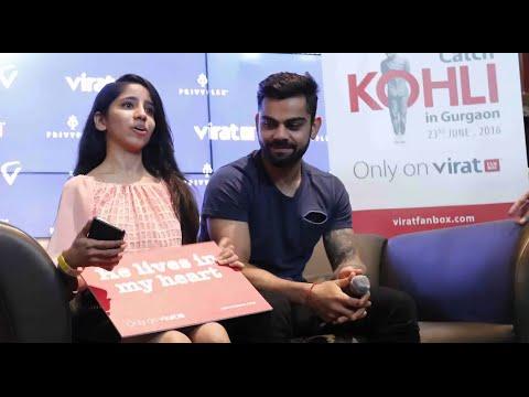 Virat Kohli reveals unknown secrets of his life