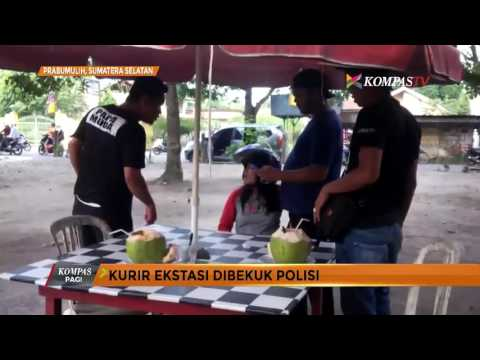 Polisi Bekuk Seorang Janda Kurir Ekstasi Mp3