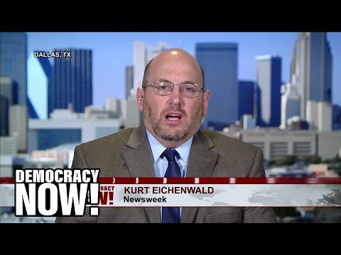 Kurt Eichenwald on How Trump Organization's Links to Russia Could Threaten U.S. Security