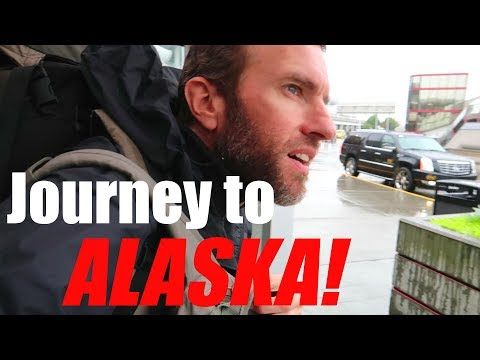 Going to Alaska: The Journey from San Francisco to Anchorage
