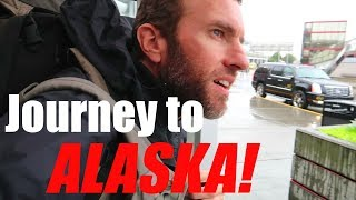 THE JOURNEY FROM CALIFORNIA TO ALASKA