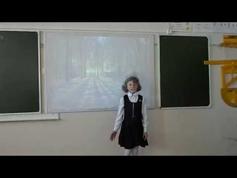 Изображение предпросмотра прочтения – АлёнаЛунёва читает произведение «Чародейкою Зимою…» Ф.И.Тютчева
