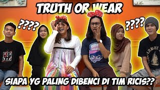 TRUTH OR WEAR PALING JUJUR! YA…