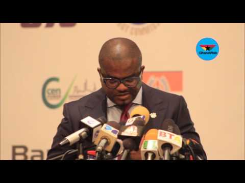 Charles Adu Boahen's full speech at the 2017 Ghana Energy Summit