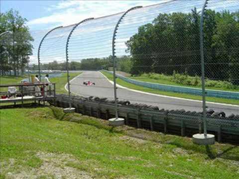 Indy Car Race at Watkins Glen 2008