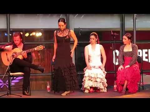 【Strawberry Alice】2016 Xintiandi Festival: Flamenco - Tablao (Spain & Australia), 17/06/2016.