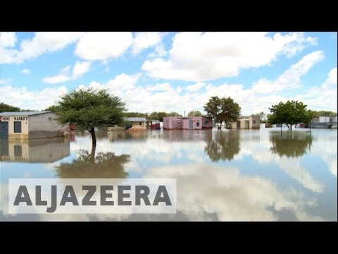 Thousands affected as Namibia battles worst flood in history