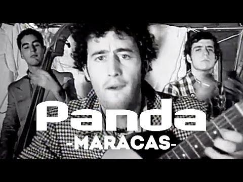 Panda - Maracas