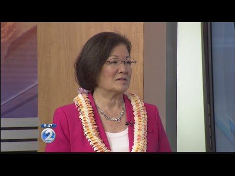 U.S. Senator Mazie Hirono