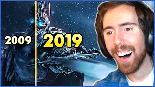 Asmongold Finds Amazing World Of Warcraft Cinematics Remastered By Ai