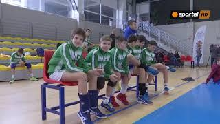"""350 деца участваха в """"Да подкрепим колективните спортове"""""""