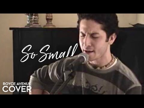 Carrie Underwood — So Small (Boyce Avenue acoustic cover) on Spotify & Apple