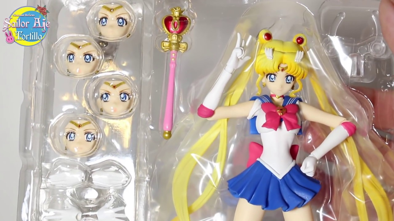 Figuarts Action Figurine Sailor Moon Crystal season 3 Sailor Moon S.H